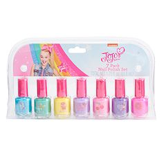 Girls JoJo Siwa 7-pack Nail Polish