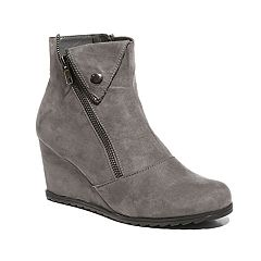 2 Lips Too Nine Women's Wedge Ankle Boots