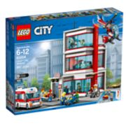 LEGO City Hospital Set 60204