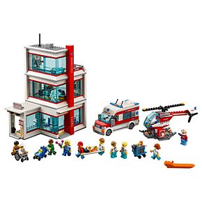 LEGO City Hospital Set 60204