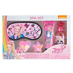 Girls JoJo Siwa Spa Set