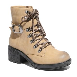 2 Lips Too Randy Women's Lace-Up Ankle Boots