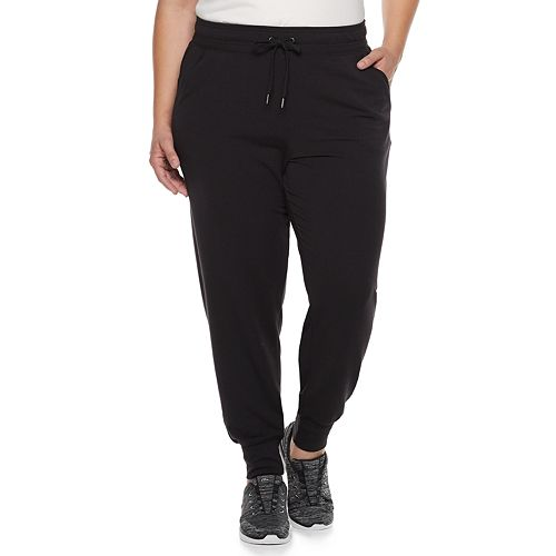 caf03f1f9dc28 Plus Size Tek Gear® French Terry Jogger Pants