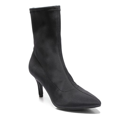2 Lips Too Part Women's Stretch Ankle Boots