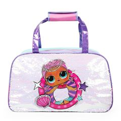 Kids LOL Surprise Sequin Duffle Bag