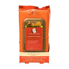 K-Beauty 60-Piece Turmeric Cleansing Wipes
