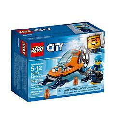 LEGO City Arctic Ice Glider Set 60190