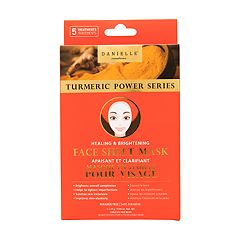 DANIELLE creations 5-Piece Turmeric Sheet Mask