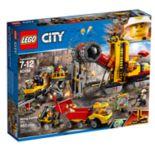 LEGO City Mining Experts Site Set 60188
