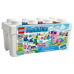 LEGO Unikitty Unikingdom Creative Brick Box Set 41455