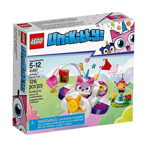 LEGO Unikitty Cloud Car Set 41451