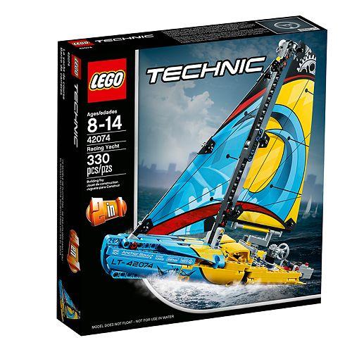 LEGO Technic Racing Yacht Set 42074