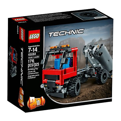 LEGO Technic Hook Loader Set 42084