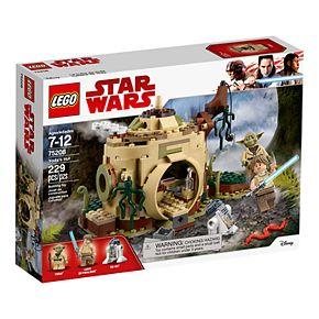 LEGO Star Wars Yoda's Hut Set 75208
