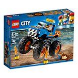 LEGO City Monster Truck Set 60180