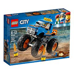 LEGO City Monster Truck Set 60180