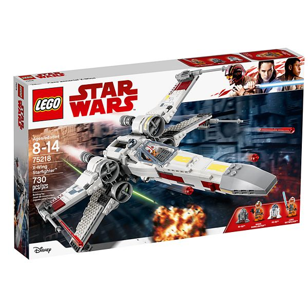 Lego Star Wars X Wing Starfighter Set 75218