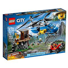 LEGO City Mountain Arrest Set 60173