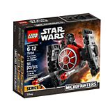 LEGO Star Wars First Order TIE Fighter Microfighter Set 75194