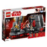 LEGO Star Wars Snoke's Throne Room Set 75216