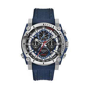 Bulova Men's Precisionist Champlain Stainless Steel Chronograph Watch - 98B315