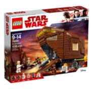 LEGO Star Wars Sandcrawler Set 75220