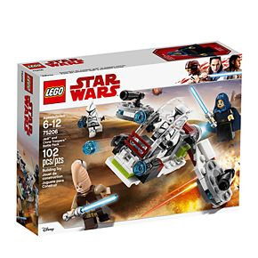 LEGO Star Wars Jedi and Clone Troopers Battle Pack Set 75206