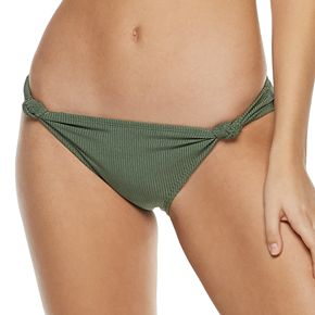 Mix and Match Knotted Hipster Bikini Bottoms