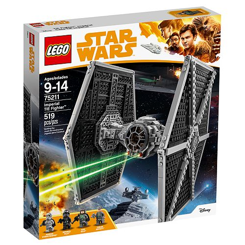 LEGO Star Wars Imperial TIE Fighter Set 75211