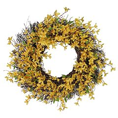 SONOMA Goods for Life™ Artificial Forsythia Wreath