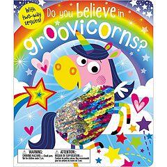 Do You believe in Groovicorns Book