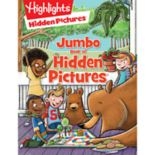 Highlights Jumbo Book of Hidden Pictures Book