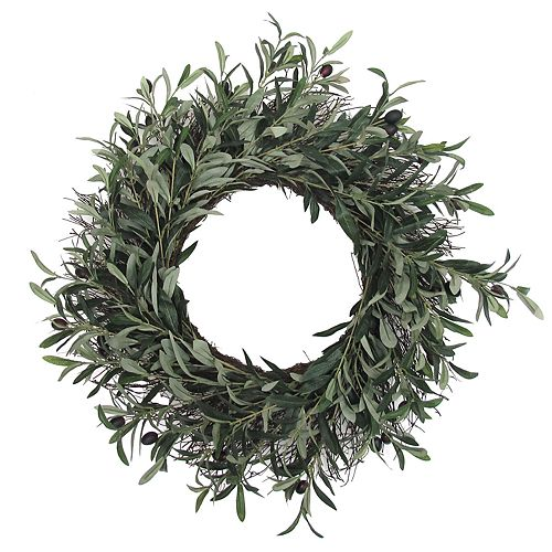 SONOMA Goods for Life™ Artificial Olive Leaf Wreath