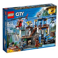 LEGO City Mountain Police Headquarters Set 60174