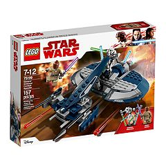 LEGO Star Wars General Grievous' Combat Speeder Set 75199