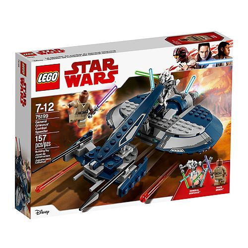 LEGO Star Wars General Grievous' Combat Speeder Set 75199