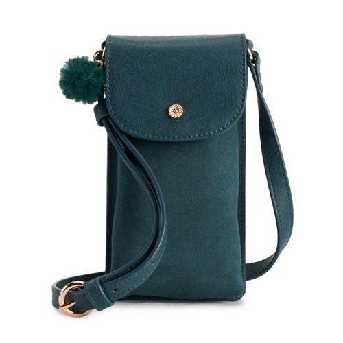 LC Lauren Conrad Phone Crossbody Bag