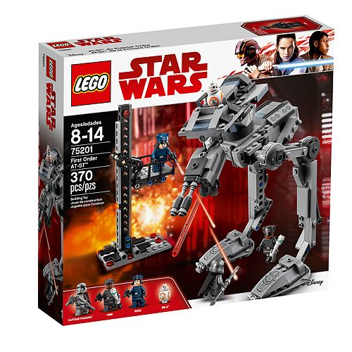 LEGO Star Wars First Order AT-ST Set 75201