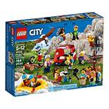 LEGO City People Pack - Outdoor Adventures Set 60202