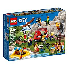 LEGO City People Pack - Outdoor Adventures Set 60202