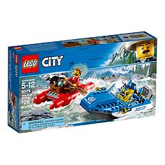 LEGO City Wild River Escape Set 60176