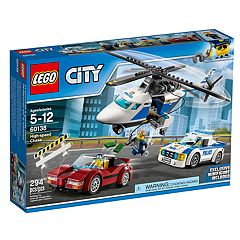 LEGO City High-speed Chase Set 60138
