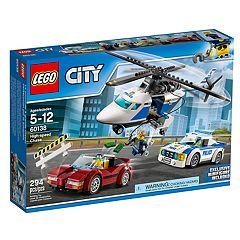 LEGO City High-speed Chase Set 60138
