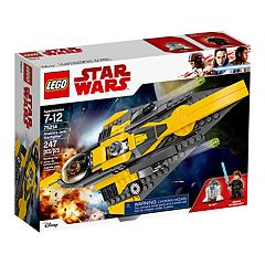 LEGO Star Wars Anakin's Jedi Starfighter Set 75214