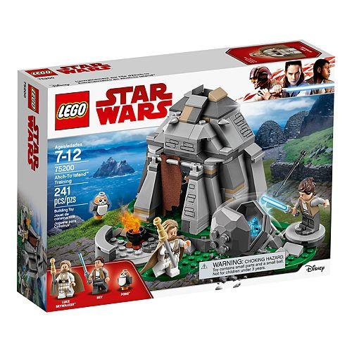 LEGO Star Wars Ahch-To Island Training Set 75200