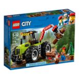 LEGO City Forest Tractor Set 60181