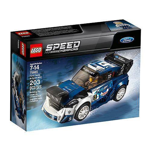LEGO Speed Champions Ford Fiesta M-Sport WRC Set 75885