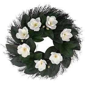 SONOMA Goods for Life? Artificial Magnolia Wreath