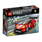 LEGO Speed Champions Ferrari 488 GT3 ?Scuderia Corsa? Set 75886