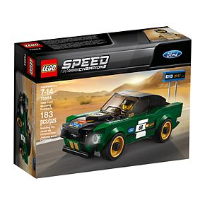 LEGO Speed Champions 1968 Ford Mustang Fastback Set 75884